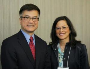 Miebeth Bustillo-Booth was appointed director of CAPAA in 1999 by Gary Locke, former Washington Governor and United States ambassador to China.