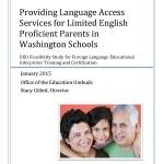 Language Access Report