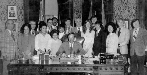 On February 26, 1974, the 43rd Washington State Legislature formally created The State of Washington Commission on Asian American Affairs as a state agency.